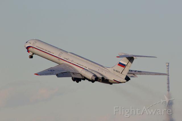Ilyushin Il-62 (RA-86572)