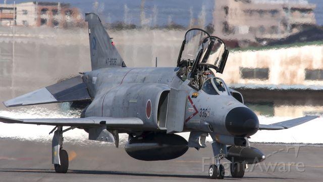 McDonnell Douglas F-4 Phantom 2 (47-8336) - JASDF F-4EJ Phantom II ,Komaki air festival,Feb 23 2014