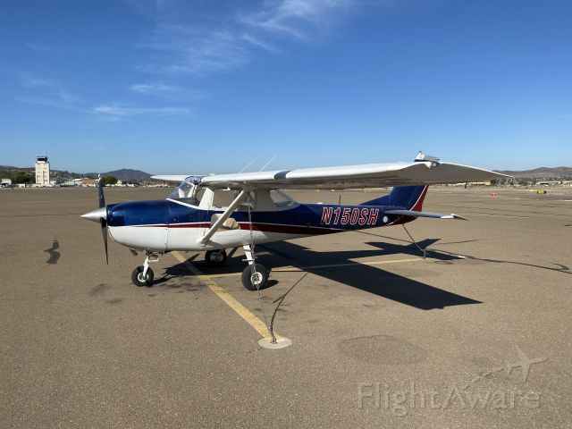 Cessna Commuter (N150SH) - Another 2.0 in the bag