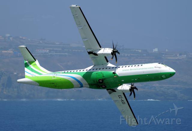 ATR ATR-72 (EC-KGI)
