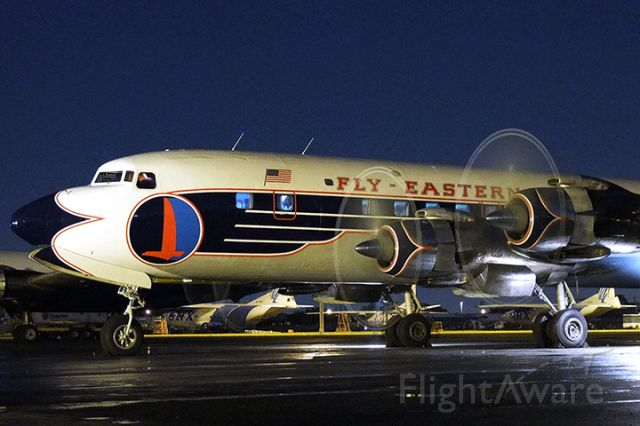 N836D — - The Historical Flight Foundation