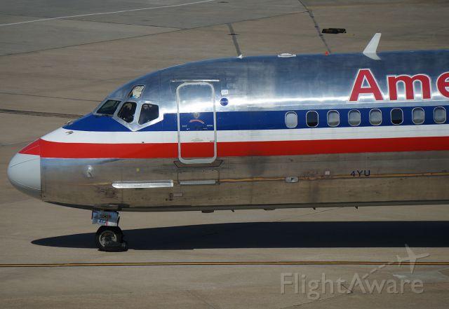 McDonnell Douglas MD-82 (N984TW)