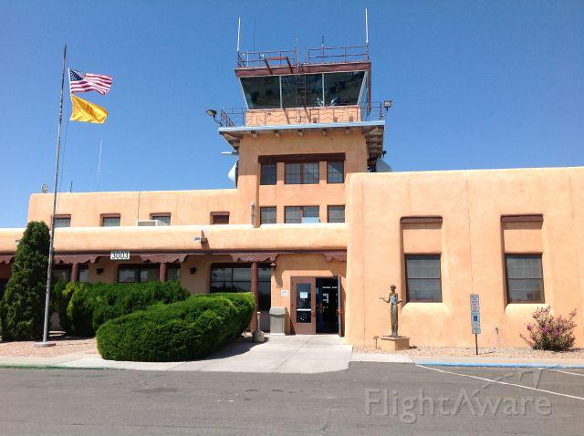 — — - Santa Fe, NM old tower/terminal