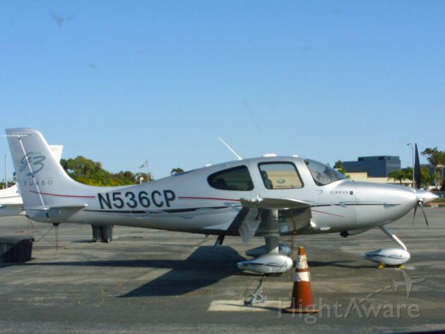 Cirrus SR-22 (N536CP)