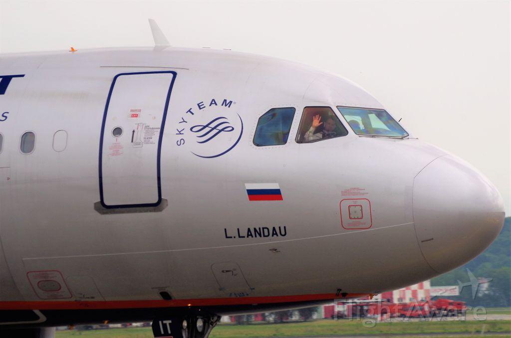 Airbus A320 (VQ-BIT)