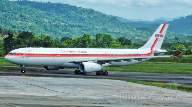 Airbus A330-300 (PK-GHD)