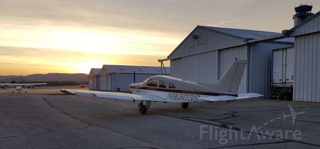 Piper Cherokee (N83039)