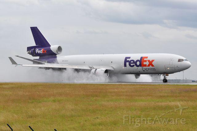 Boeing MD-11 (N604FE) - McDonnell Douglas MD-11 F N604FE
