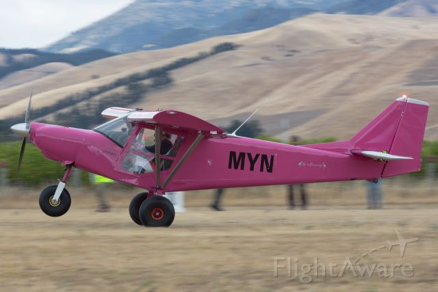 AEROTEC (2) MXP-740 Savannah (ZK-MYN) - Competing in The Healthy Bastards precision landing and STOL competition