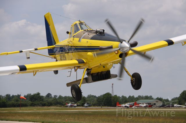 AIR TRACTOR Fire Boss (N8525D) - AT802A