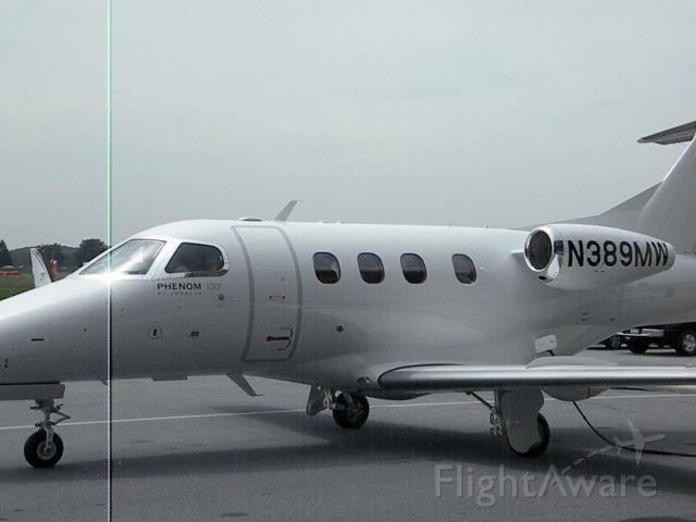 Embraer Phenom 100 (N389MW)