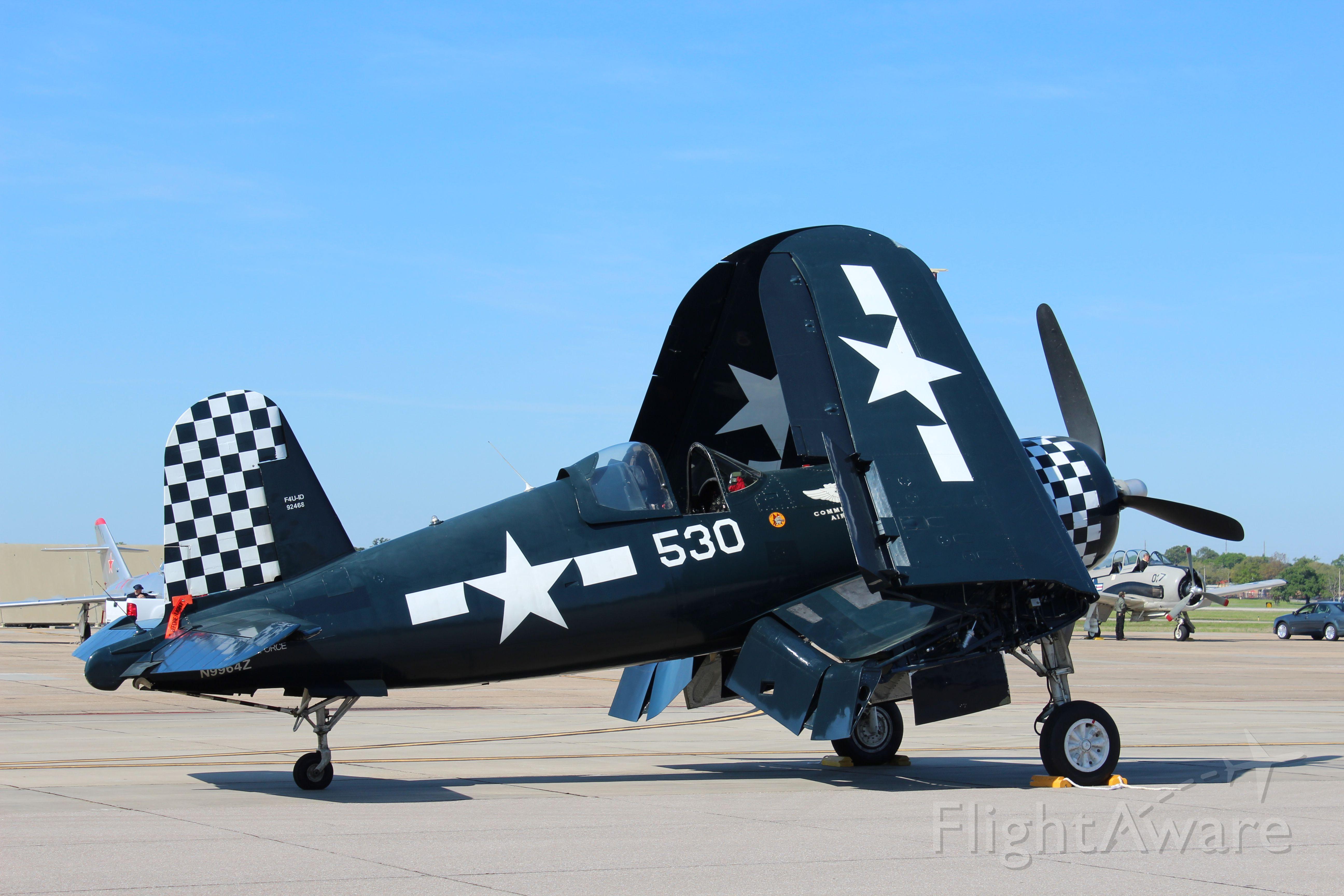 VOUGHT-SIKORSKY V-166 Corsair (N9964Z)