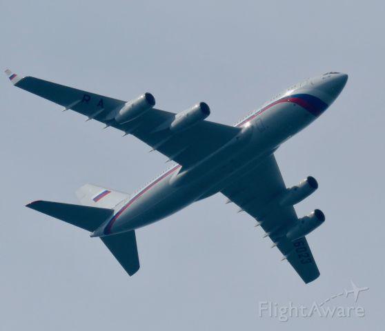 Ilyushin Il-96 (RA-96023)