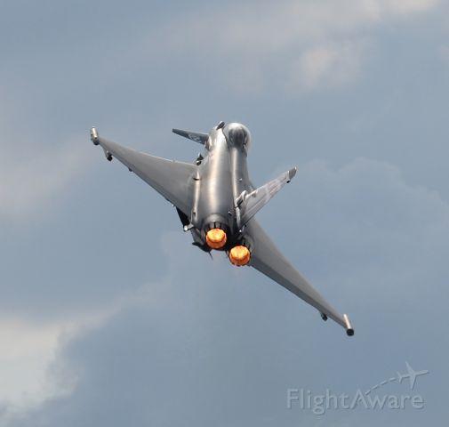 EUROFIGHTER Typhoon — - Farnborough Air Show 2014