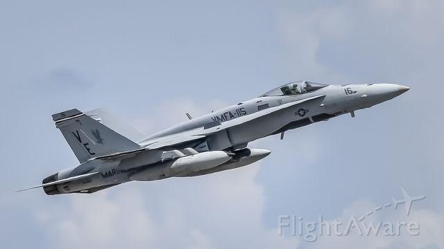 McDonnell Douglas FA-18 Hornet (VMFA115)
