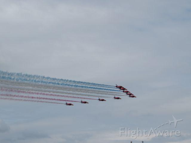 — — - Waddington Air Show 2014