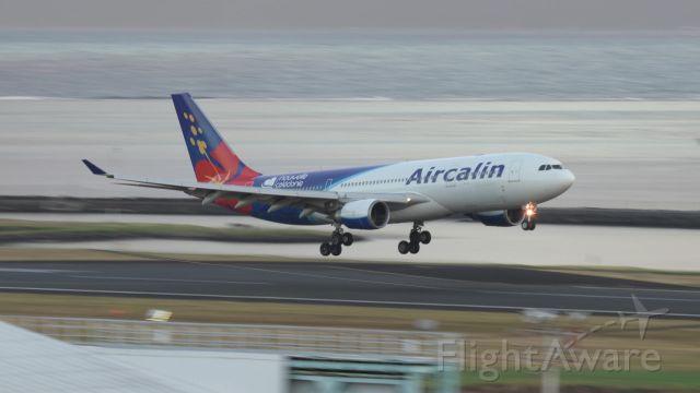 Airbus A330-200 (F-OJSE)