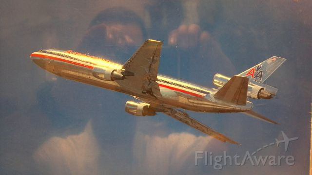 McDonnell Douglas DC-10 — - N171AA