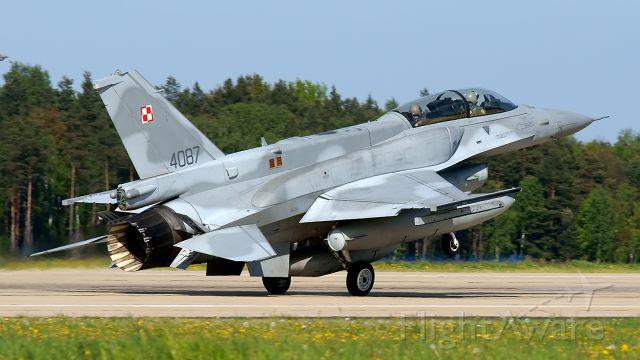— — - Lockheed Martin F-16 D Fighting Falconbr /Poland - Air Forcebr /Poland: Lask (EPLK)