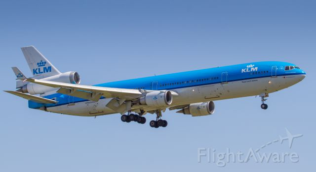 Boeing MD-11 (PH-KCD)