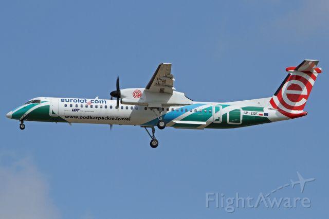 de Havilland Dash 8-300 (SP-EQE)