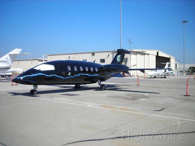 Piaggio P.180 Avanti — - Taser Inc N7PS @ ACM Aviation