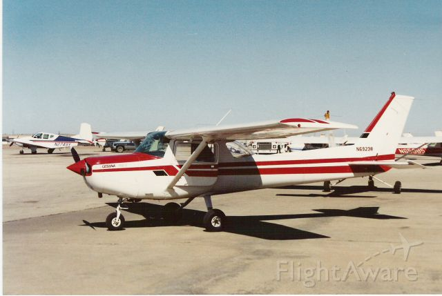 Cessna 152 (N69238) - This was my training aircraft back in 1988 at the Grande Prairie Airport in Texas.