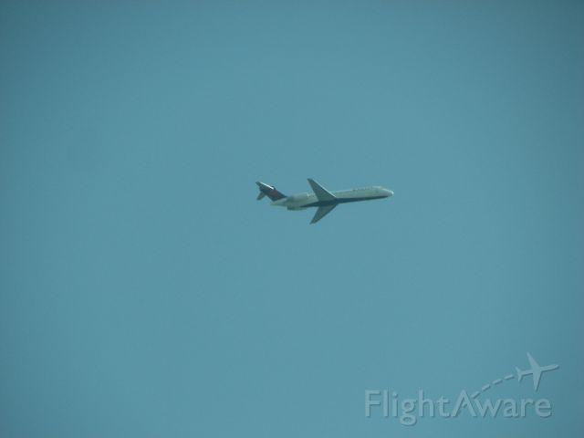 Boeing 717-200 (N970AT) - Delta flight 1279 departing Dallas for Atlanta, GA
