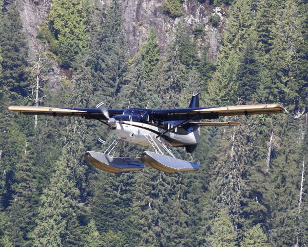 De Havilland Canada DHC-3 Otter (N6868B) - Alaska, Misty Fiords 55.648N 130.649W