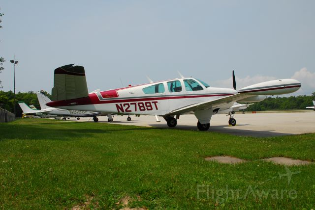 Beechcraft 35 Bonanza (N2789T)