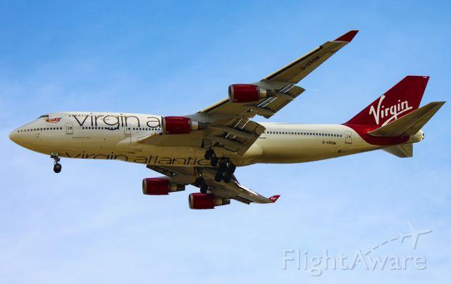 Boeing 747-400 (G-VROM)