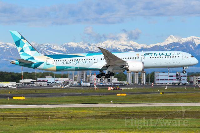 BOEING 787-10 Dreamliner (A6-BMH)
