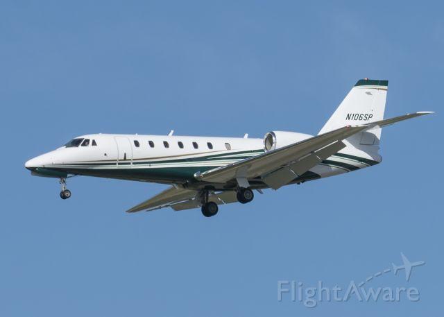 Cessna Citation Sovereign (N106SP)