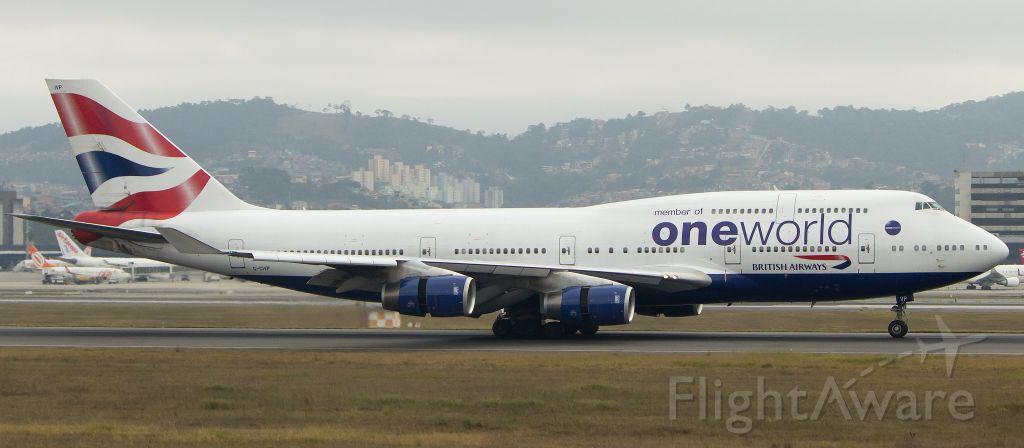 Boeing 747-400 (G-CIVP)