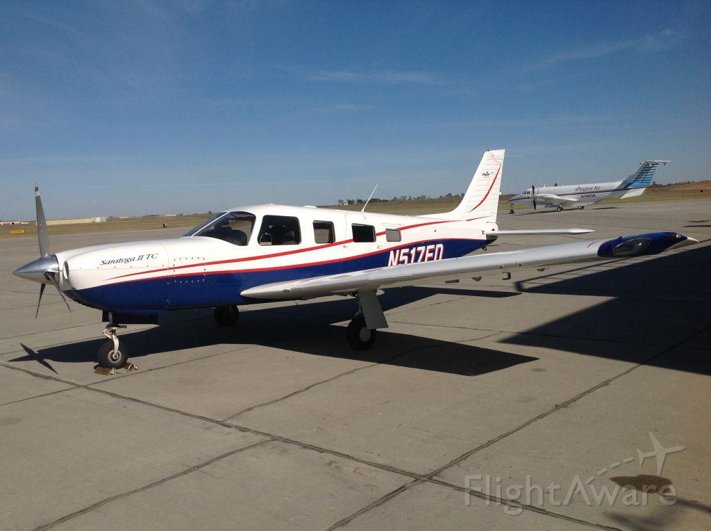 Piper Saratoga (N517FD)