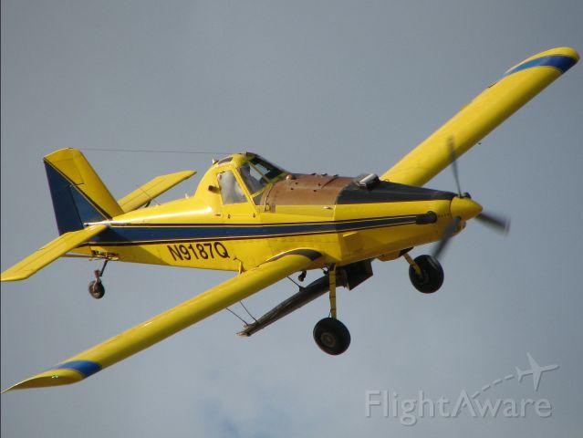 N9187Q — - Air Tractor AT-502