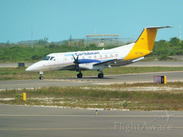 Embraer EMB-120 Brasilia (VQ-TMJ)