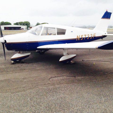 N5733F — - 1968 PIPER PA-28-140