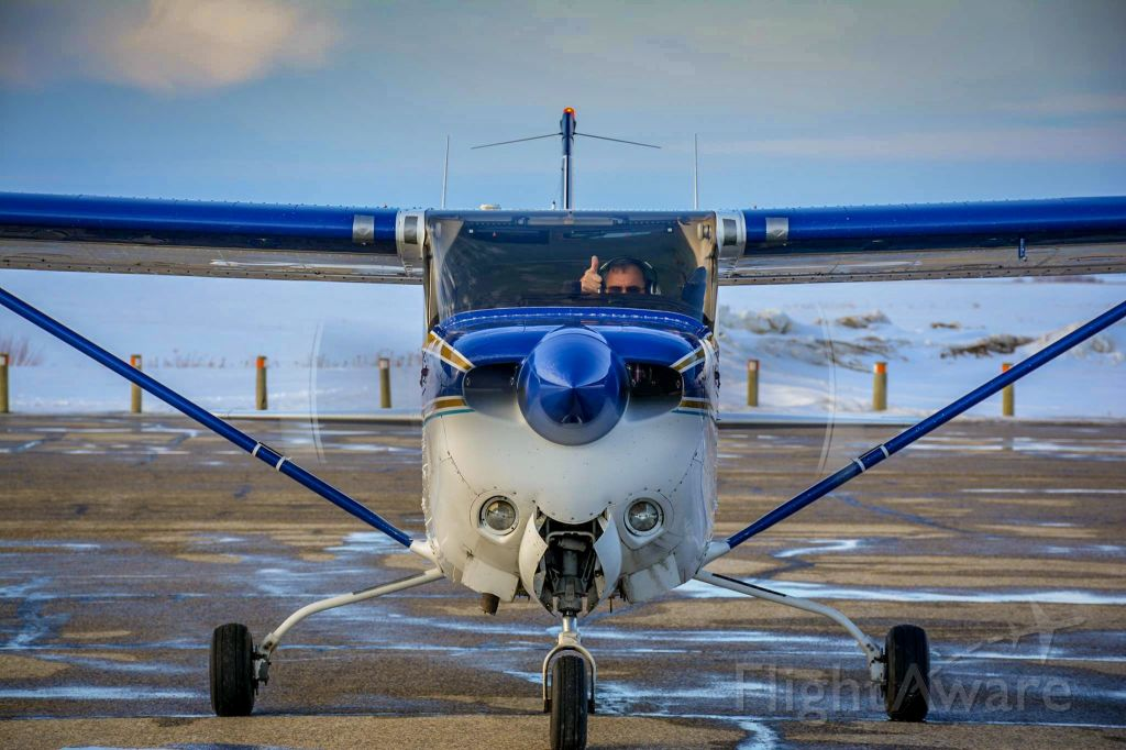 Cessna Skyhawk (C-GZRG)