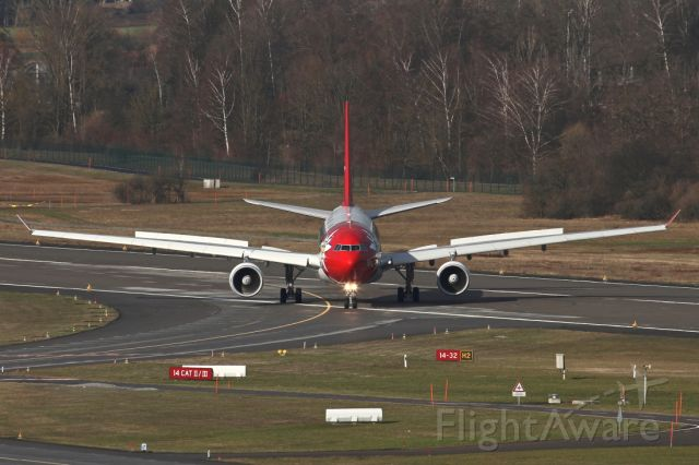Airbus A330-200 (HB-IQI) - Edelweiss Air