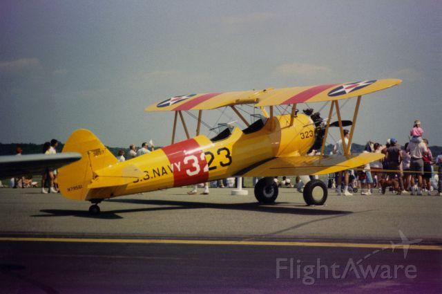 Boeing PT-17 Kaydet (N79561)
