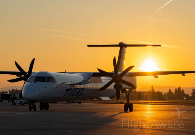 de Havilland Dash 8-400 (N438QX)