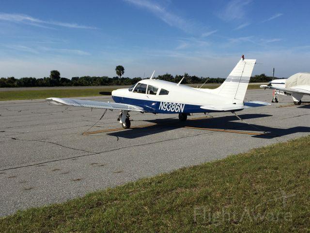 Piper Cherokee Arrow (N9386N)