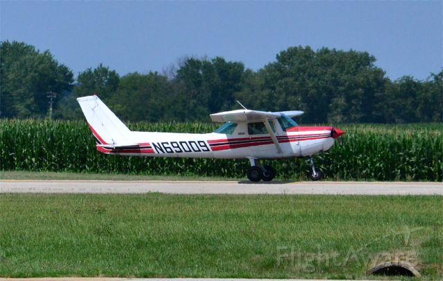 Cessna 152 (N69009) - 7-25-2019