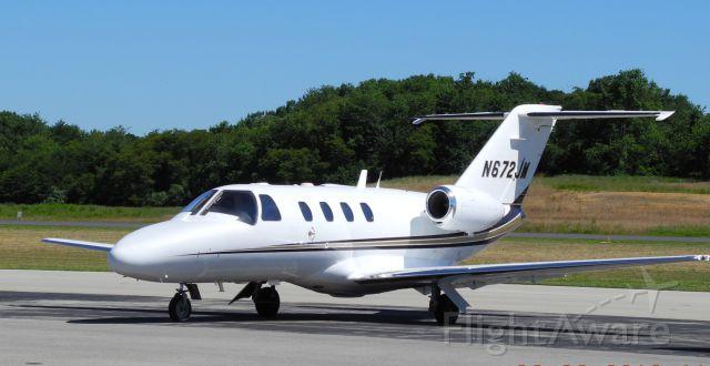 Cessna Citation CJ1 (N672JM)