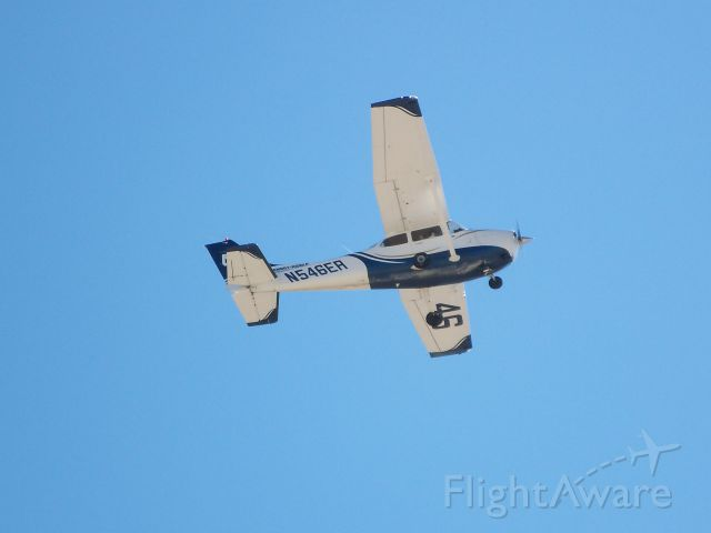 N546ER — - I was a t a fly-in and this plane from Embry-Riddle university was there.