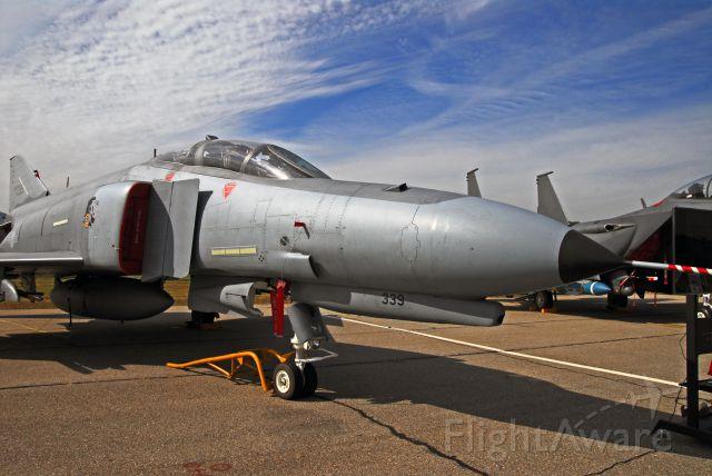 — — - 2011 Seoul International Aerospace and Defense Exhibition.<br />ROKAF F-4E