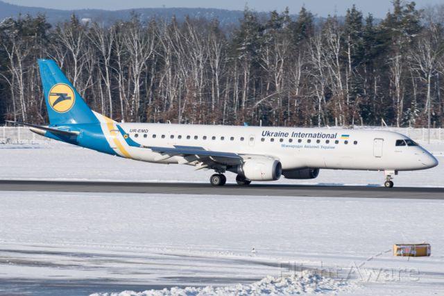 Embraer ERJ-190 (UR-EMD)