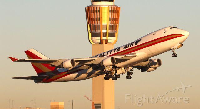 Boeing 747-200 (N710CK)