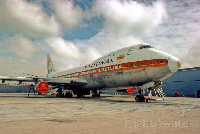 BOEING 747-100 —